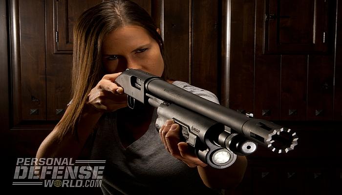 Home Defense and The Shotgun
