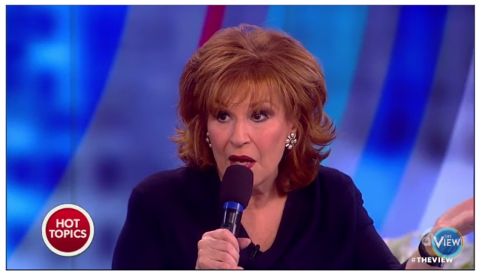 "Joy Behar: ""Before He Gets Nuclear Launch Codes, Trump Has to Step Down"" [VIDEO]"