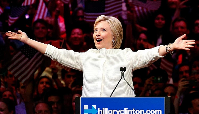 Hillary Clinton Announced As The Most Admired Woman For 21st Time
