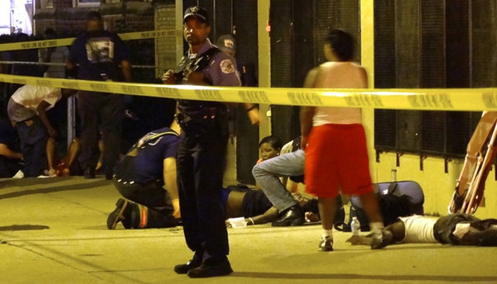 Chicago Turns Martin Luther's Dream Into A Nightmare, 32 Shot Over Weekend