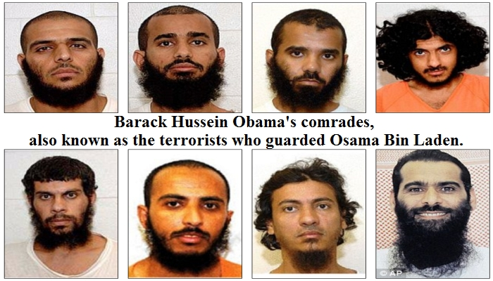 TREASON: Obama Releasing 18 SWORN Terrorists Who Will Behead and Bomb Americans [VIDEO]
