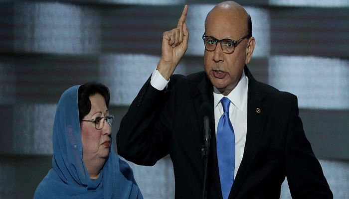 Khizr Khan Still Fighting Trump 5 Months After Saying He Didn't Want The Spotlight