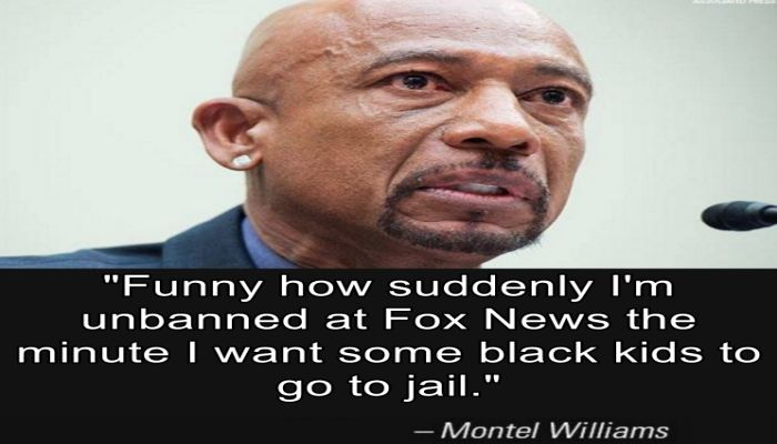 """Life in Prison, No Parole"": Montel Williams Blasts Chicago Torture Suspects, Calls Fox News Viewers Racist"