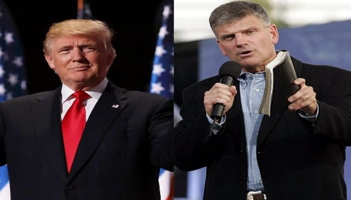 Muslim Group Makes Demands of Trump, Attacks Franklin Graham [VIDEO]