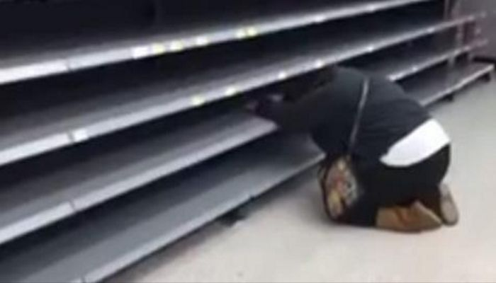 A Woman's Reaction to Empty Bread Aisle In Walmart Is Going Viral [VIDEO]