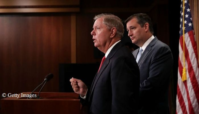 Ted Cruz and Lindsay Graham Push to CUT OFF United Nations' Funding