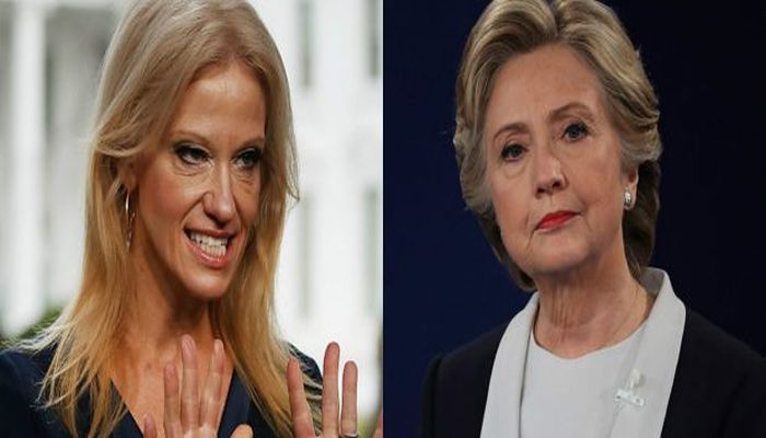 Hillary Thought Bashing President Trump Was A Great Idea, Then Kellyanne Weighed In…