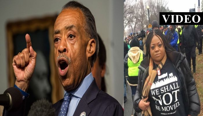 Al Sharpton's Racist, PISSED OFF Daughter Gets BAD NEWS After Showing Up At Melania's Door