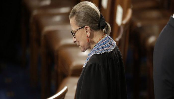 Senile Justice Ginsburg Wants To Abolish Electoral College, Is Concerned About 'Anti-Immigrant' Sentiment