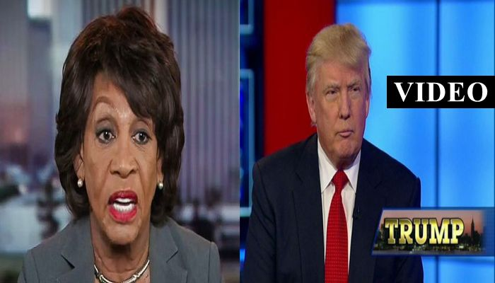 "Maxine Waters Says Her ""Greatest Desire"" Is To See President Trump Impeached [VIDEO]"