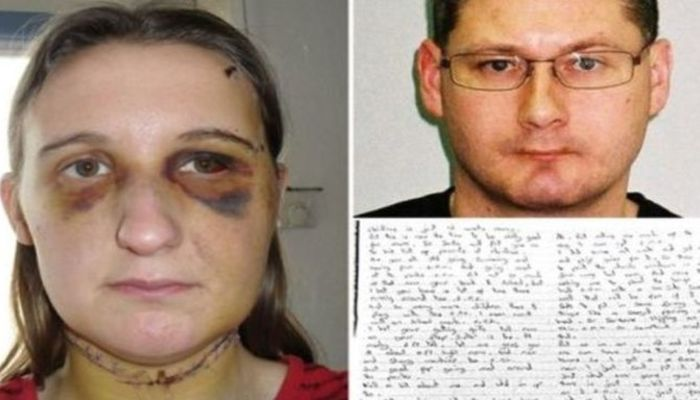 Judge Orders Woman To Write Letters To Ex-Fiance Who Cut Her Throat, Or Go To JAIL