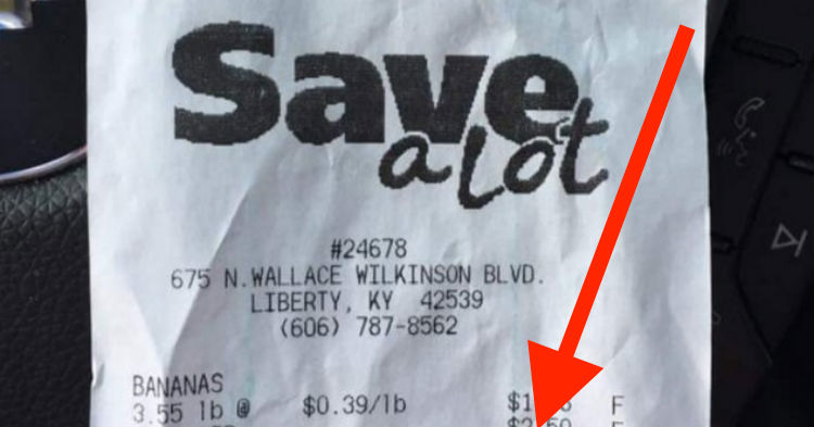 Shopper SHOCKED When He Found A Receipt and Saw The EBT Balance