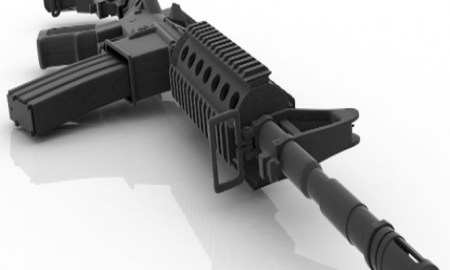 AR-15 Used In Oklahoma Home Defense; Same Rifle 4th Circuit Court Says Americans Should Not Have