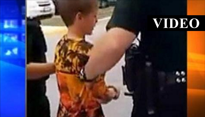 Police Arrest 10-Year-Old Autistic Boy, His Mother Is ENRAGED Over The Reason Why