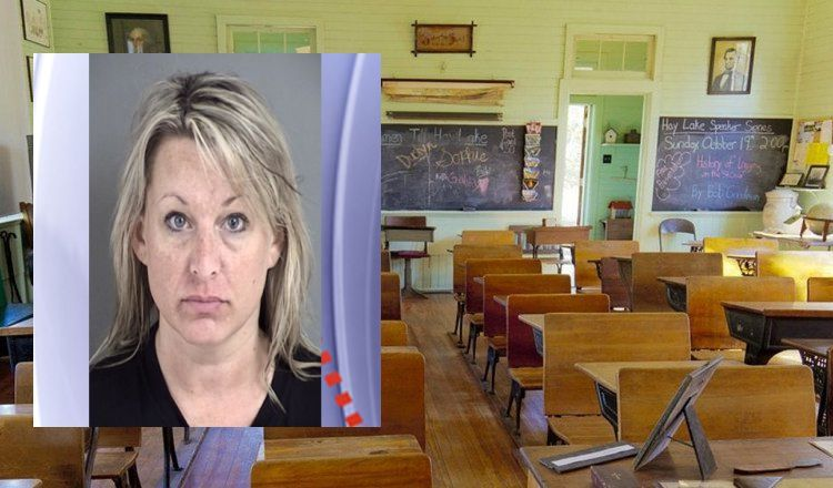 Texas Teacher BANGS 4 Of Her Students, Then Things Go From Bad To Worse