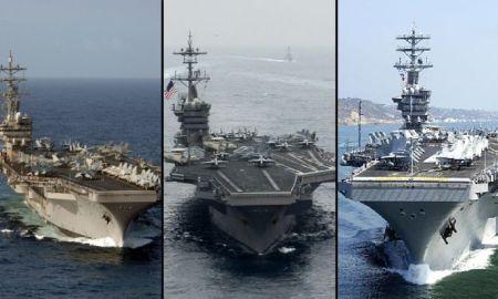 us-navy-carriers-reagan-vinson-nimitz-700x400