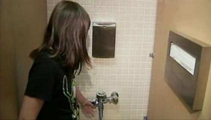 If You See One Of These In A Public Restroom, Call The Police IMMEDIATELY