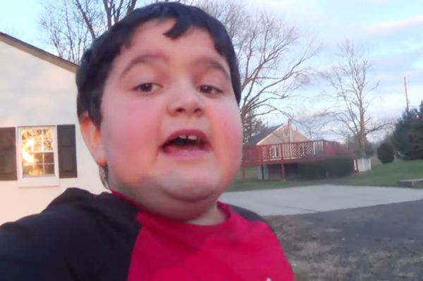 Brainwashed Boy's Epic Rant On Why We Need Communism [VIDEO]