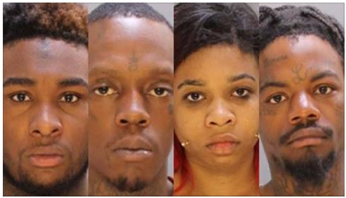 These Four Thugs Trafficked a 14-Year-Old Girl, If You Think It Couldn't Get Worse, IT DOES