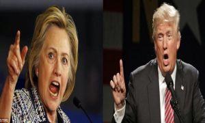 Hillary-Trump-Angry