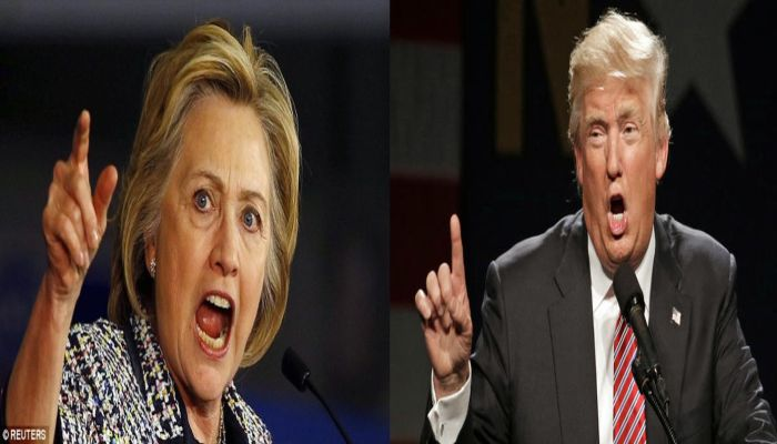 Presidential Loser Hillary Clinton Deals A Low Blow To President Trump