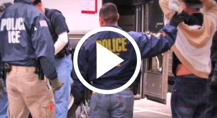 ICE Agents Eat Breakfast, Then Arrest Three Workers At Restaurant [WATCH]