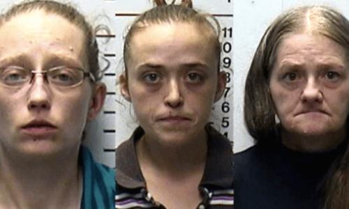 Rachael Bostian, Theresa Hawkins, Stephens Ramona-Bostian