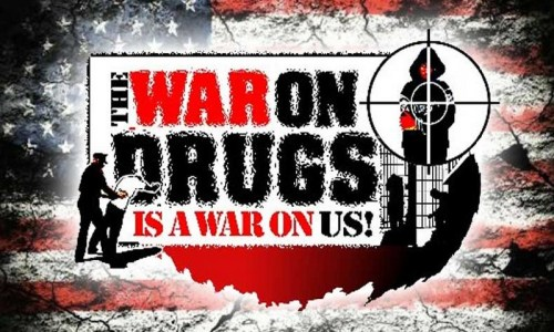 The War on Drugs has resulted in more deaths in 2016 than Americans killed in Vietnam War - photo credit - Activist Post