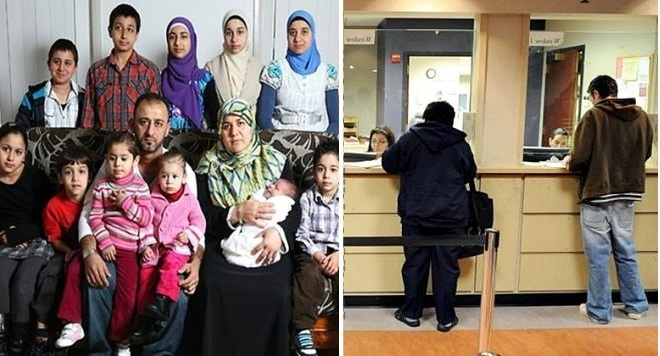 Muslim Refugees Entered Office Expecting Welfare, Get Brilliant Counter-Offer
