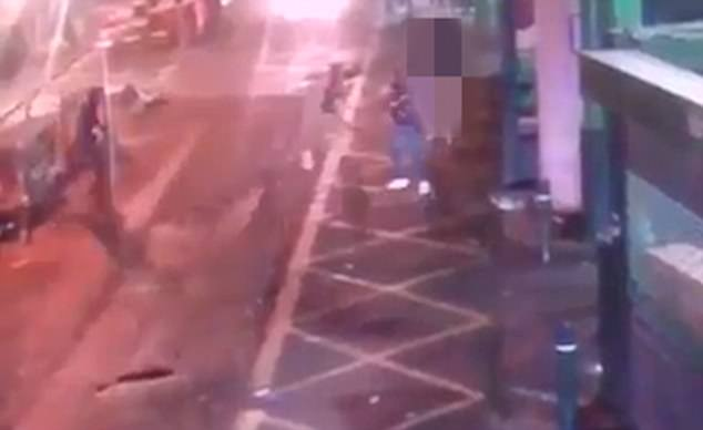 Police Release Video of London Bridge Terrorists Dying in a Hail of Bullets [VIDEO]