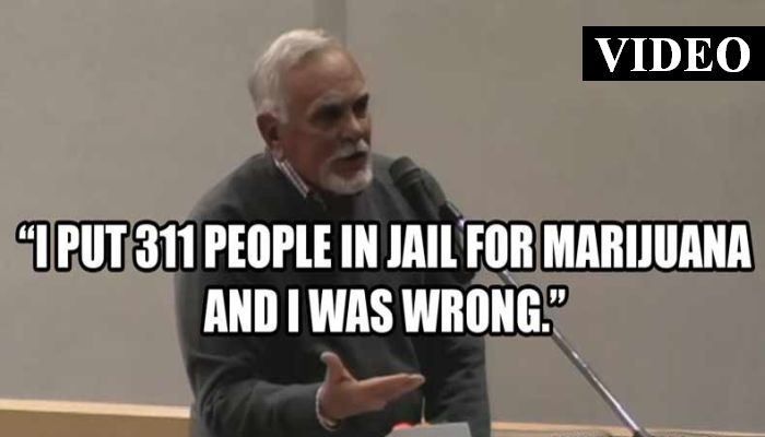 """""""I Was Wrong"""": Judge Says Jailing People for Pot """"Haunts"""" Him After Cannabis Saved His Life"""