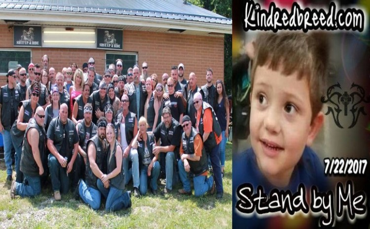 How to help a motorcycle family create a special day for a severely sick child [video]