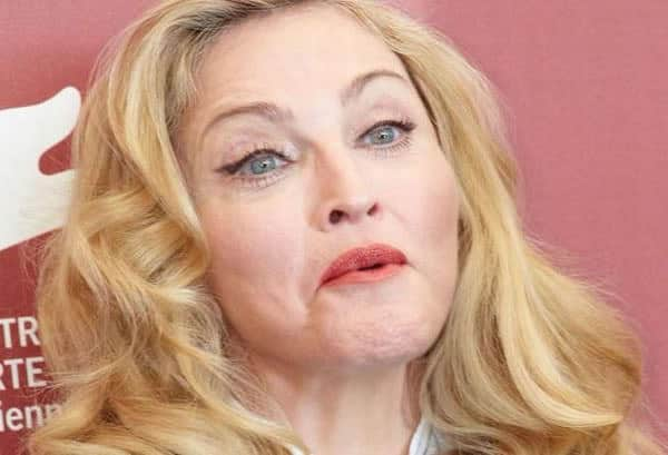 58 Year old Madonna Mocked On Twitter For Her Topless July 4th Photo