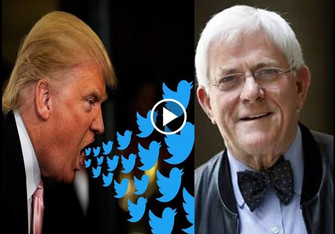 Phil Donahue: Trump Era 'Darkest Political Moment In American History' [VIDEO]