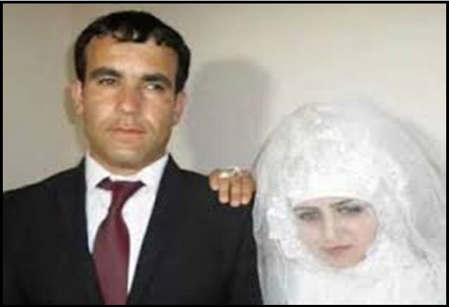 Muslim Takes Teen Bride Home To Consummate On Wedding Night, Makes Disgusting Demand
