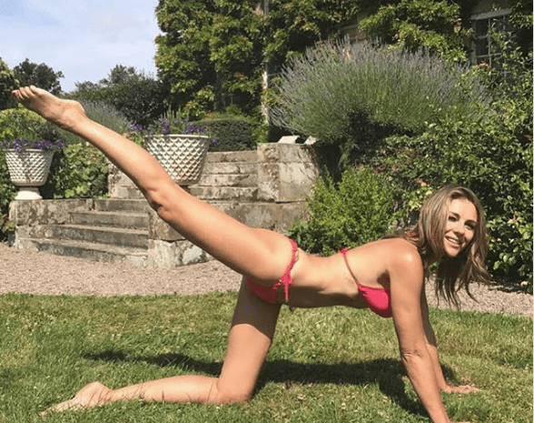 Elizabeth Hurley Is Dropping Nuclear Bombs On Instagram [PHOTOS]