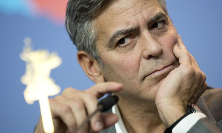 "Liberal Clooney Decides ""There's No Place Like Home"""