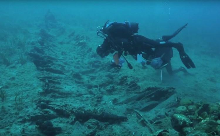 [VIDEO] Divers Find Ancient Treasures Off Grecian Coast