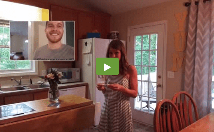 Husband Finds Out Wife Is Pregnant After Vasectomy, Stages A Huge Surprise