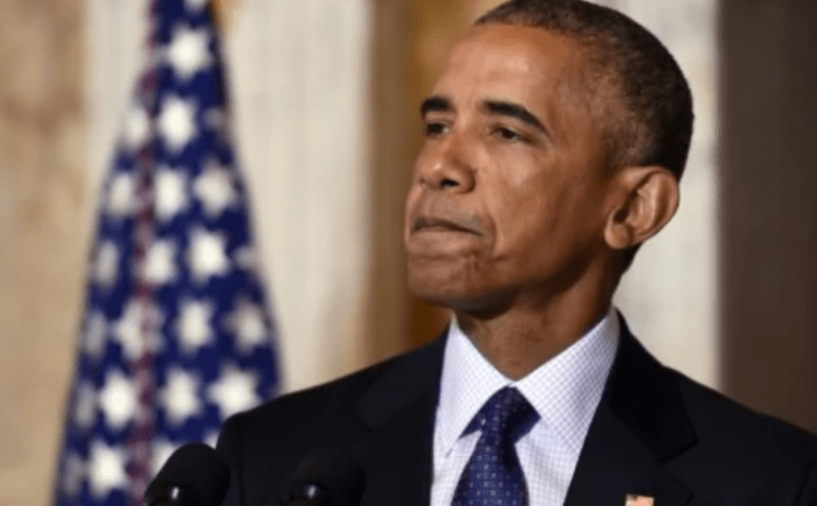 """Trump Admin Just Gave Obama BAD NEWS, As They Prepare to Roll Back Another Piece Of His """"Legacy"""""""