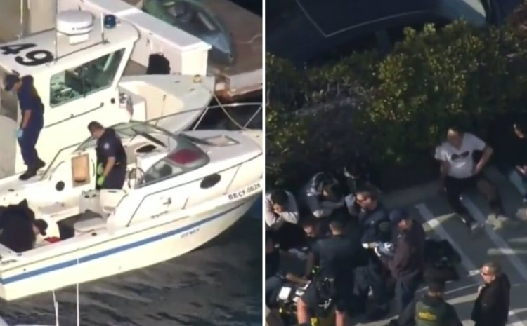 Smuggling Boat Tried To Sneak Into The Country, Ended Up At The WORST LOCATION POSSIBLE!(VIDEO)