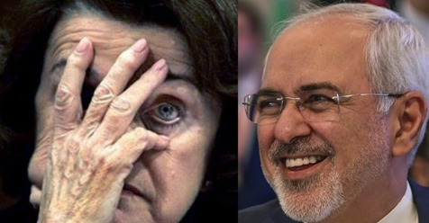 Feinstein Exposed After She's Caught W/ Iranian Minister On Her Phone, Raising Countless Questions And Accusations