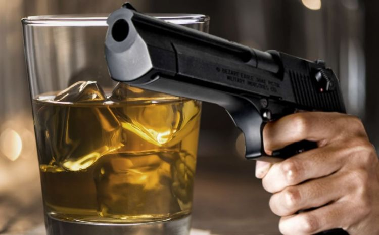 Supreme Court In One State Will Decide Whether It's Legal for Gun Owners to Be Drunk in Their Own Homes