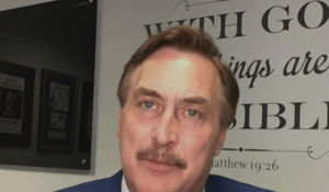 My Pillow CEO Mike Lindell on Being Attacked By Jim Acosta, Media, 'Are They Really That Evil?'