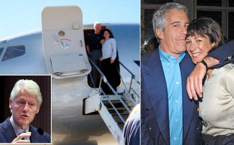 Ghislaine Maxwell Documents Unsealed: Allegations Against Prince Andrew, Bill Clinton, Others — FBI Knew Had Evidence of the Crimes for Years