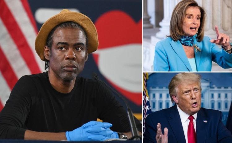 Chris Rock Slams Dems For Allowing COVID-19 'Come In' While Focused on Impeaching Trump