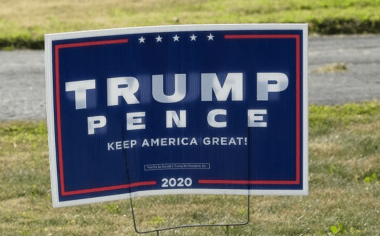 Colorado Woman Repeatedly Hits 12-Year-Old Boy in the Back of the Head Over Trump Yard Sign