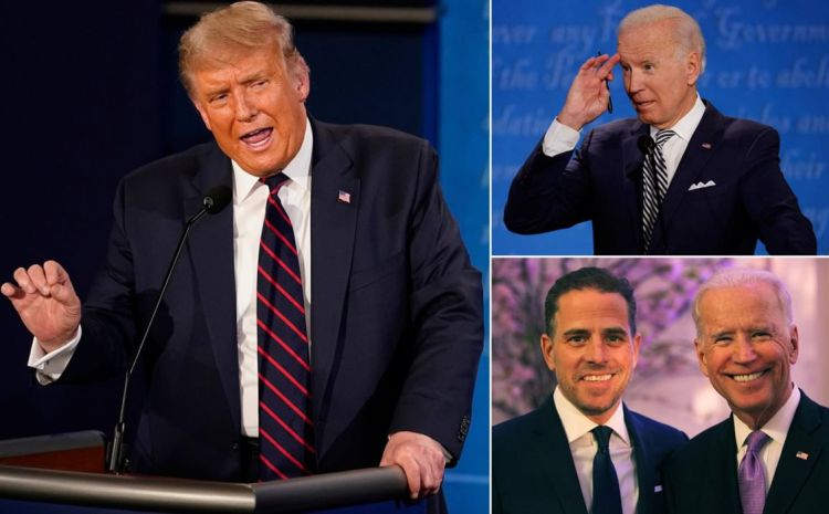 CONFIRMED: Trump Has Footage Of Hunter Biden Torturing & Raping Small Girls