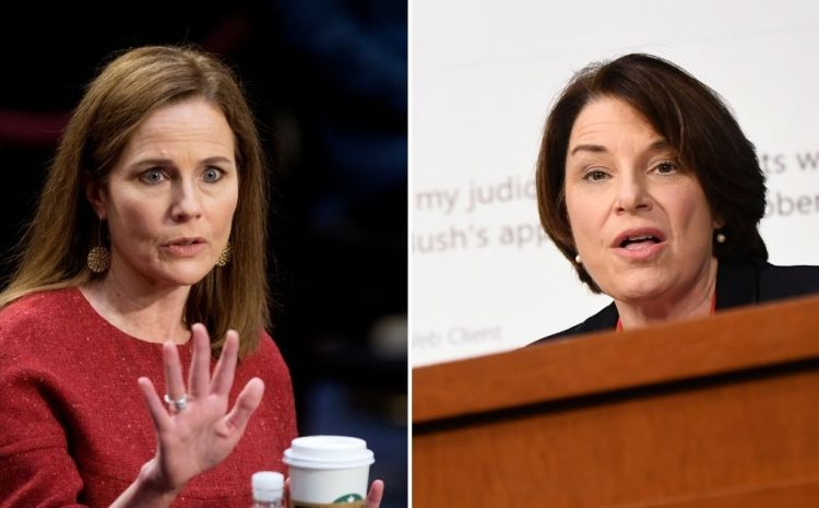 Amy Coney Barrett Corrects Amy Klobuchar: 'I Don't Attack People, Just Ideas'