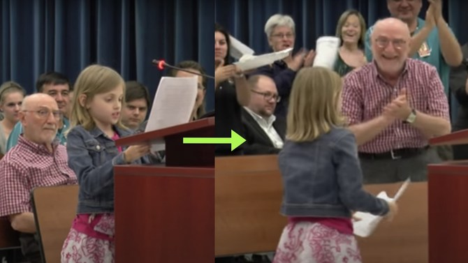WATCH 4th-Grader Rip Florida's New Standardized Test In Front Of School Board